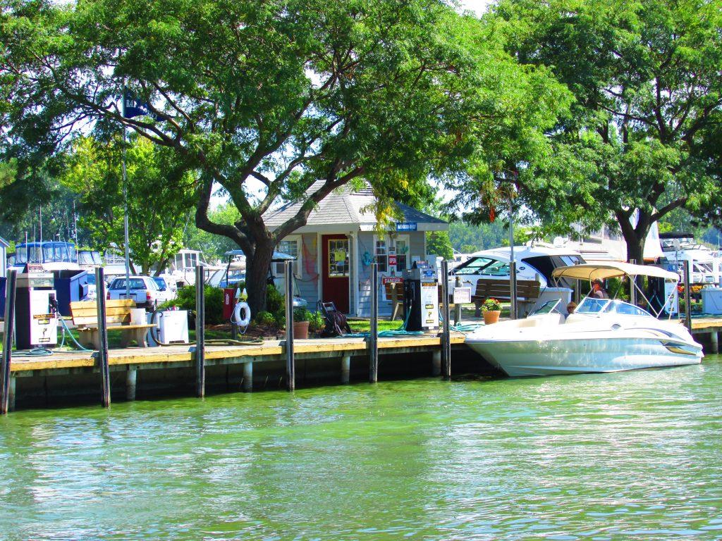 Bay Point Marina Gas Dock